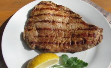 Свинско бон филе